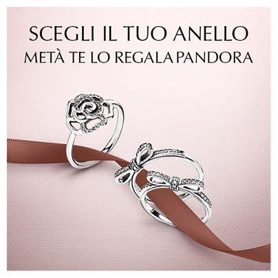 anelli pandora offerte